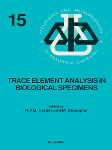 Ebook in inglese Trace Element Analysis in Biological Specimens -, -