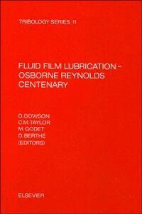 Ebook in inglese Fluid Film Lubrication - Osborne Reynolds Centenary -, -