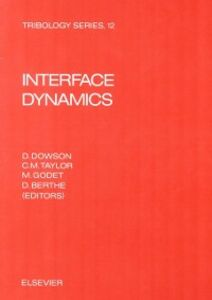 Ebook in inglese Interface Dynamics -, -