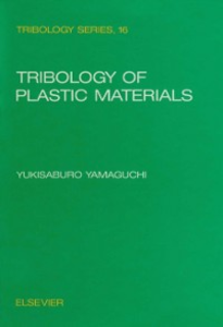 Ebook in inglese Tribology of Plastic Materials Yamaguchi, Y.