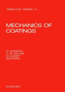 Ebook in inglese Mechanics of Coatings -, -