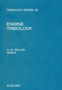 Foto Cover di Engine Tribology, Ebook inglese di  edito da Elsevier Science