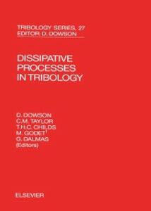 Ebook in inglese Dissipative Processes in Tribology -, -