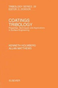 Ebook in inglese Coatings Tribology Holmberg, K. , Matthews, A.