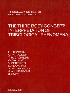Ebook in inglese The Third Body Concept -, -