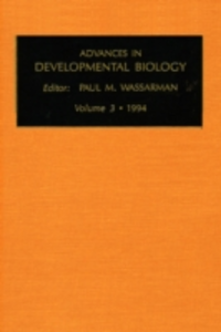 Ebook in inglese Advances in Developmental Biology, Volume 3a -, -