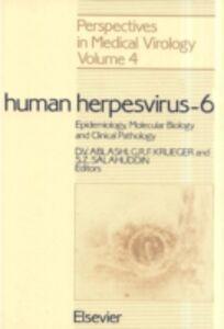 Ebook in inglese Human Herpesvirus-6 -, -