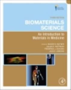 Ebook in inglese Biomaterials Science Hoffman, Allan S. , Lemons, Jack E. , Ratner, Buddy D. , Schoen, Frederick J.