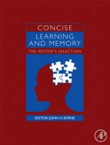 Ebook in inglese Concise Learning and Memory -, -