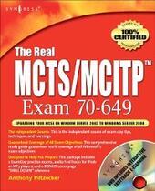 Real MCTS/MCITP Exam 70-649 Prep Kit