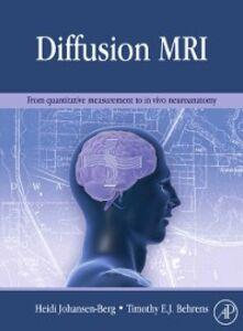 Ebook in inglese Diffusion MRI -, -