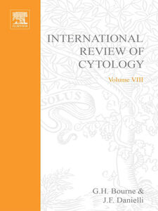 Ebook in inglese INTERNATIONAL REVIEW OF CYTOLOGY V8