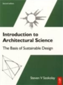 Ebook in inglese Introduction to Architectural Science Szokolay, Steven V