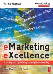 Ebook in inglese eMarketing eXcellence Chaffey, Dave , Smith, PR