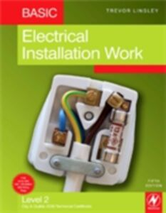 Ebook in inglese Basic Electrical Installation Work Linsley, Trevor