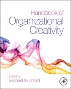 Ebook in inglese Handbook of Organizational Creativity -, -