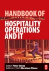 Ebook in inglese Handbook of Hospitality Operations and IT -, -