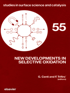 Ebook in inglese New Developments in Selective Oxidation -, -