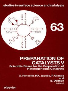 Ebook in inglese Preparation of Catalysts V