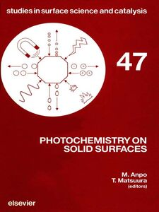 Ebook in inglese Photochemistry on Solid Surfaces -, -