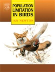 Ebook in inglese Population Limitation in Birds Newton, Ian