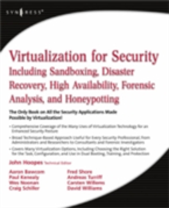 Ebook in inglese Virtualization for Security Hoopes, John