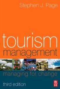 Foto Cover di Tourism Management, Ebook inglese di Stephen J. Page, edito da Elsevier Science