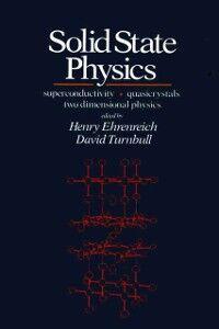Foto Cover di SOLID STATE PHYSICS V42, Ebook inglese di EHRENREICH, edito da Elsevier Science