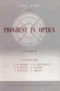 Ebook in inglese Progress in Optics Volume 2