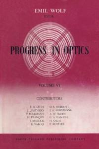 Ebook in inglese Progress in Optics Volume 6 -, -