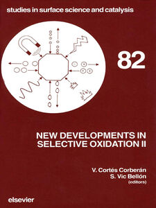 Ebook in inglese New Developments in Selective Oxidation II -, -