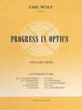 Progress in Optics Volume 32