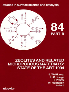 Ebook in inglese Zeolites and Related Microporous Materials