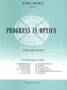 Ebook in inglese Progress in Optics Volume 35 -, -