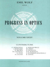 Progress in Optics Volume 35