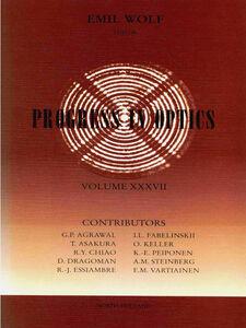 Ebook in inglese Progress in Optics Volume 37 -, -