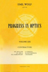 Ebook in inglese Progress in Optics Volume 19 -, -