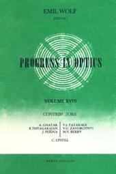 Progress in Optics Volume 18