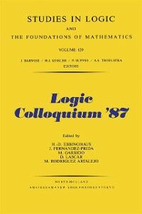 Foto Cover di Logic Colloquium '87, Ebook inglese di  edito da Elsevier Science