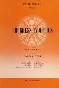 Ebook in inglese Progress in Optice Evans, Brian