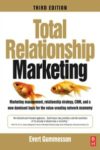 Ebook in inglese Total Relationship Marketing Gummesson, Evert
