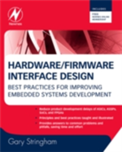Ebook in inglese Hardware/Firmware Interface Design Stringham, Gary