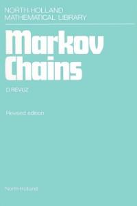 Ebook in inglese Markov Chains Revuz, D.