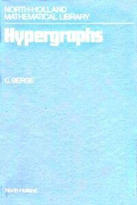 Ebook in inglese Hypergraphs Berge, C.