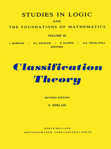 Ebook in inglese Classification Theory Shelah, S.