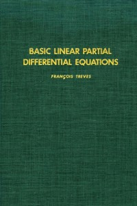 Ebook in inglese BASIC LINEAR PARTIAL DIFFERENTIAL EQUATN TREVE, REVES