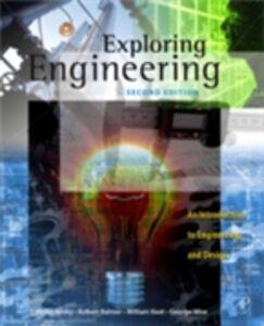 Ebook in inglese Exploring Engineering Balmer, Robert T. , Keat, William D. , Kosky, Philip , Wise, George