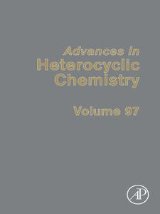 Ebook in inglese Advances in Heterocyclic Chemistry, -, -
