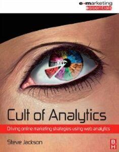 Ebook in inglese Cult of Analytics Jackson, Steve