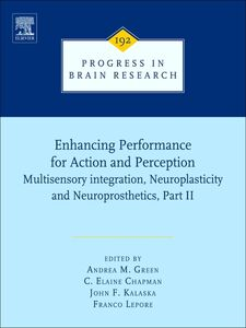 Ebook in inglese Enhancing performance for action and perception